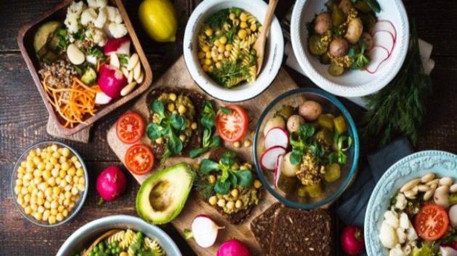 Ăn chay linh hoạt theo chế độ ăn kiêng flexitarian