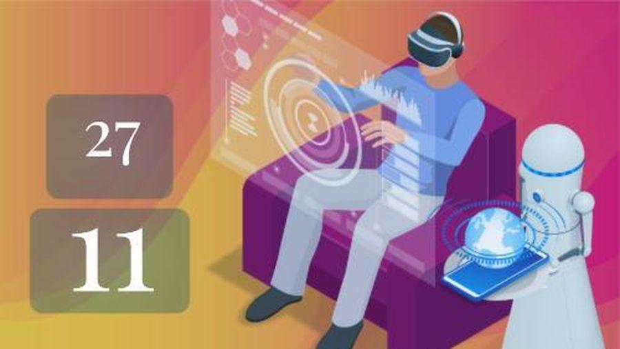 7 tin công nghệ bạn nên biết sáng nay (27/11)
