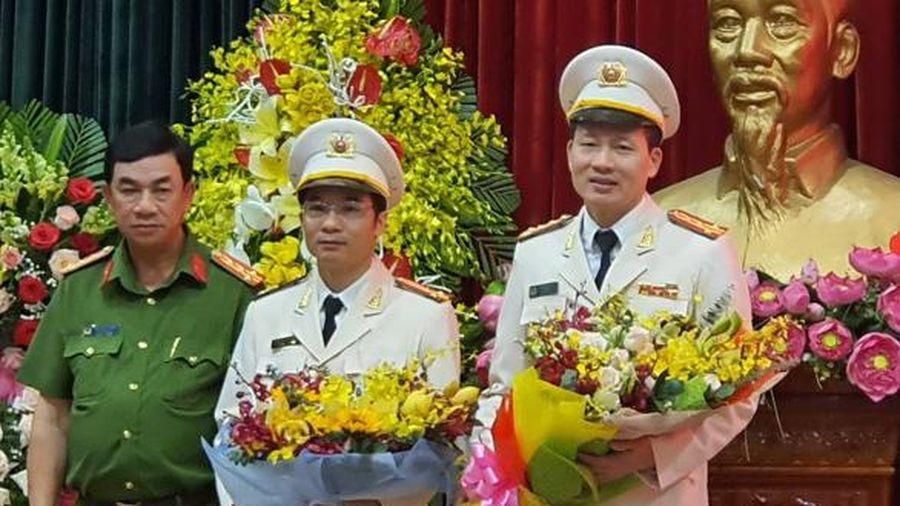 Bộ Công an bổ nhiệm Giám đốc Công an tỉnh Đồng Nai