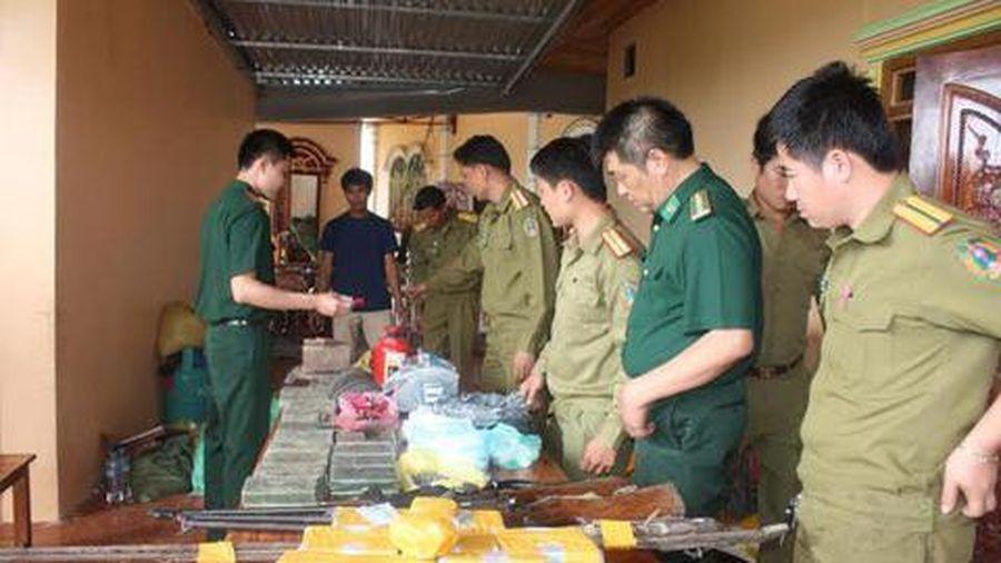 Điện Biên có gần 9000 người nghiện ma túy
