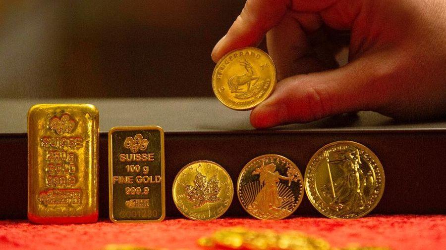 Goldman Sachs: Giá vàng có thể chạm 1.600 USD/ounce trong năm 2020
