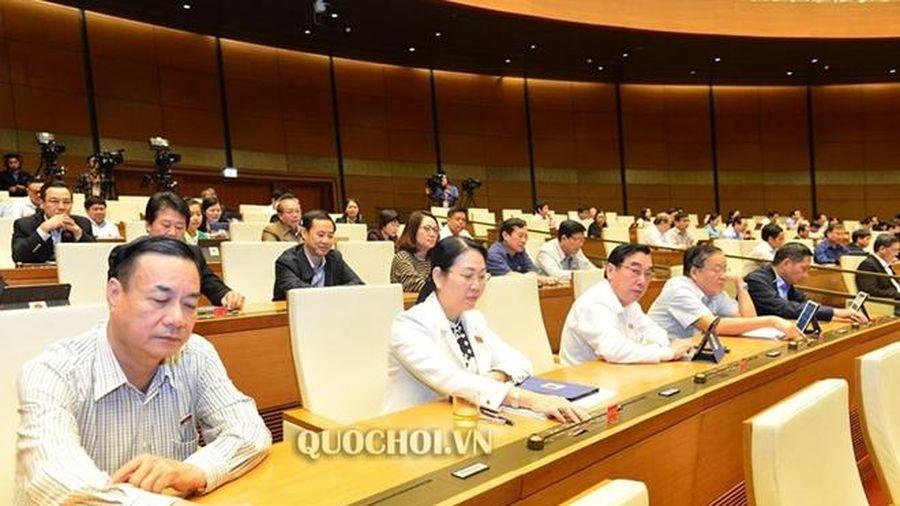 Quốc hội cho phép thí điểm tổ chức mô hình chính quyền đô thị tại Hà Nội