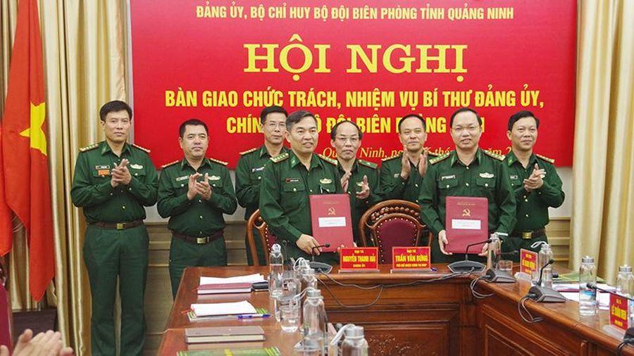 Tân Phó Chủ nhiệm Chính trị Bộ đội Biên phòng là ai?