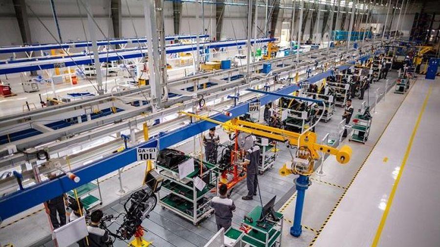 Dự án sản xuất công nghiệp phụ trợ VinFast sắp thực hiện ở Hải Phòng 'khủng' cỡ nào?