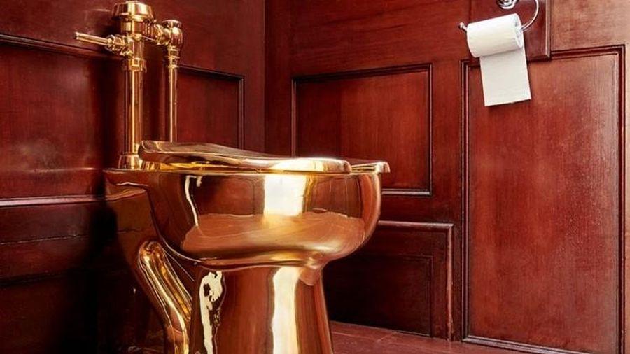 Vụ trộm toilet vàng gây đồn đoán