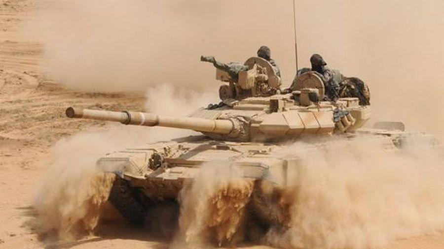 Phiến quân thánh chiến đẩy lùi quân đội Syria ở Latakia