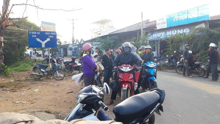'Chợ người' ở vùng rẻo cao Kon Tum
