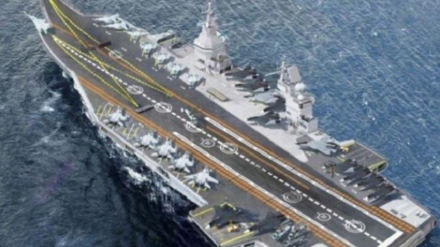 6 tàu sân bay hạt nhân của Mỹ đồng loạt bị hỏng