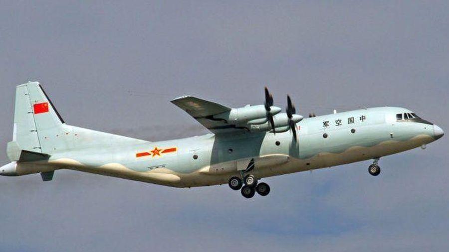 Hàn Quốc điều tiêm kích 'tống tiễn' máy bay Trung Quốc