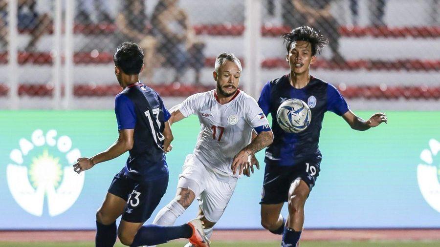 Trực tiếp U22 Philippines vs U22 Malaysia: Chủ nhà yếu thế