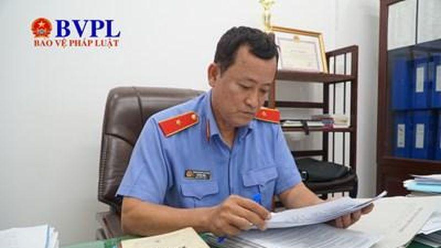 Viện cấp cao 3 trao quyết định nghỉ hưu cho đồng chí Đỗ Đức Vĩnh