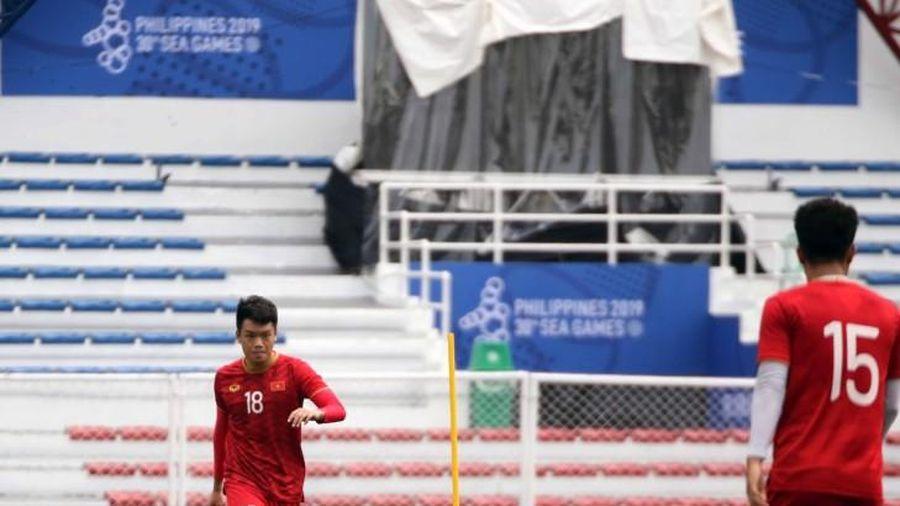 Trung vệ Thành Chung tuyên bố U.22 Việt Nam sẽ ghi bàn và đánh bại Indonesia