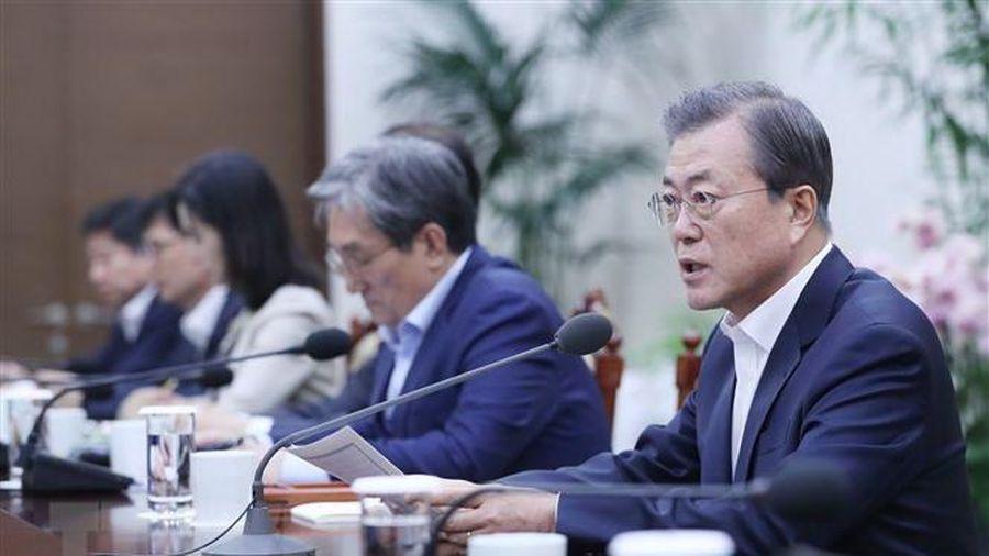 Tổng thống Hàn Quốc dự kiến sẽ bổ nhiệm Thủ tướng vào tuần tới