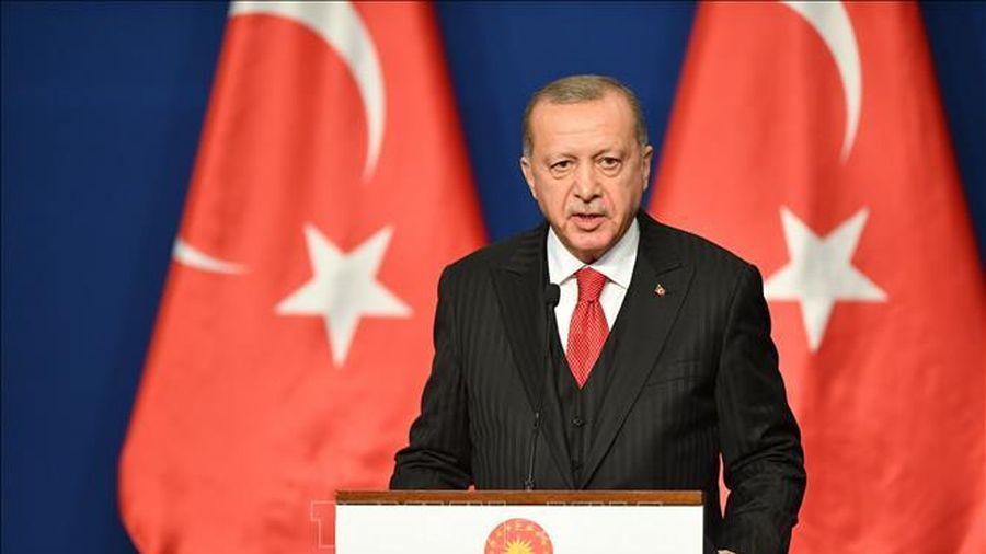 Thổ Nhĩ Kỳ 'phản pháo' việc Pháp chỉ trích NATO