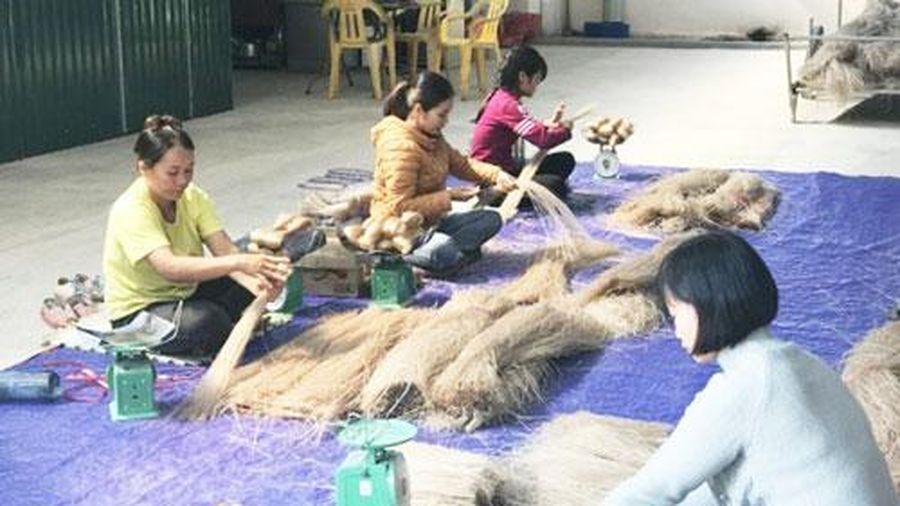 Cao Bằng: Sản xuất sạch, gặt thành công ở HTX Tân Việt Á