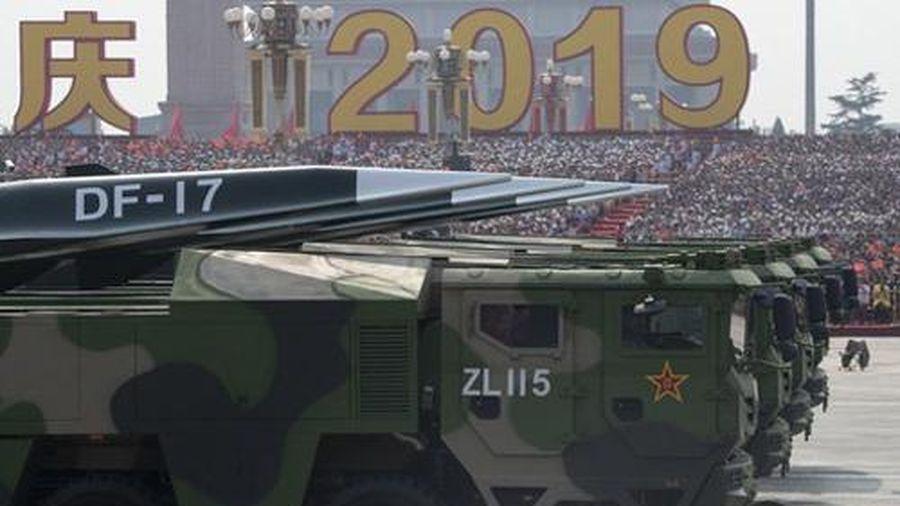 Trung Quốc biến DF-17 thành 'thanh bảo kiếm' ngăn tàu sân bay Mỹ bảo vệ Đài Loan?