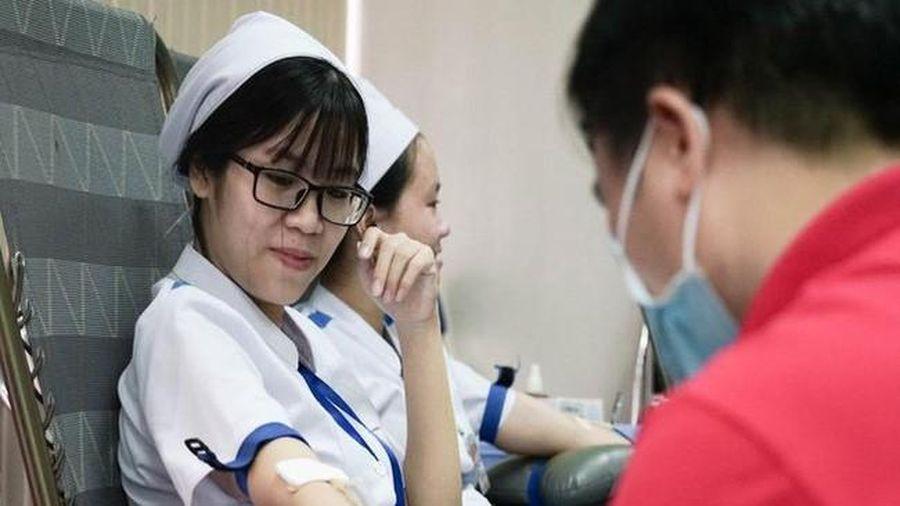 Từ nay đến Tết TP. HCM cần 18.000 túi máu cấp cứu