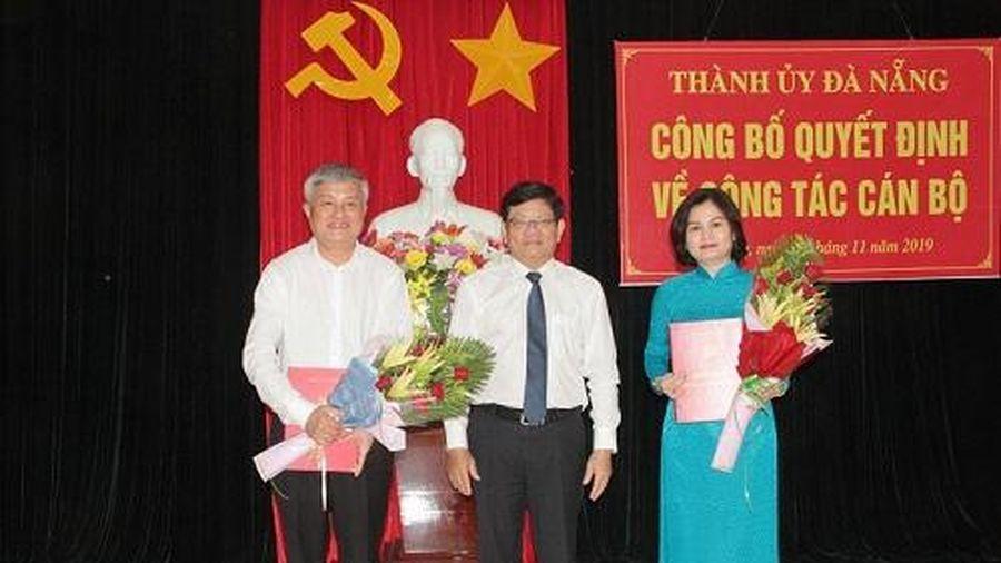 Đà Nẵng: Điều động, bổ nhiệm nhiều nhân sự chủ chốt