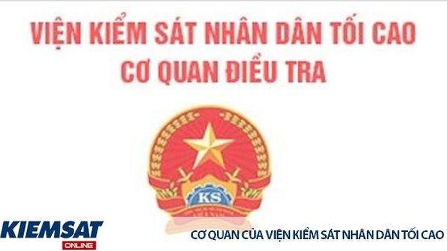 Cơ quan điều tra VKSND tối cao khởi tố nguyên cán bộ Công an TP. Nha Trang