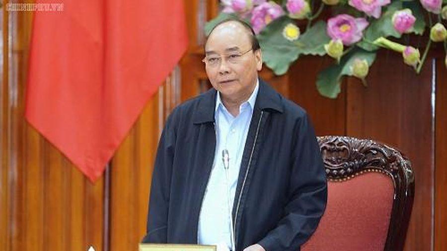 Thủ tướng yêu cầu tinh gọn và đổi mới nghị quyết năm 2020
