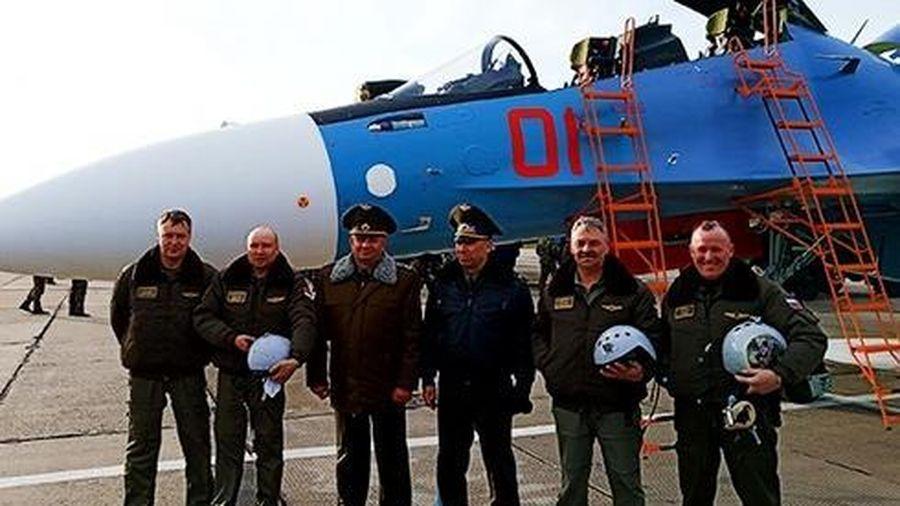 Số tiền Belarus mua 12 tiêm kích Su-30SM đủ cho... 35 chiếc F-35