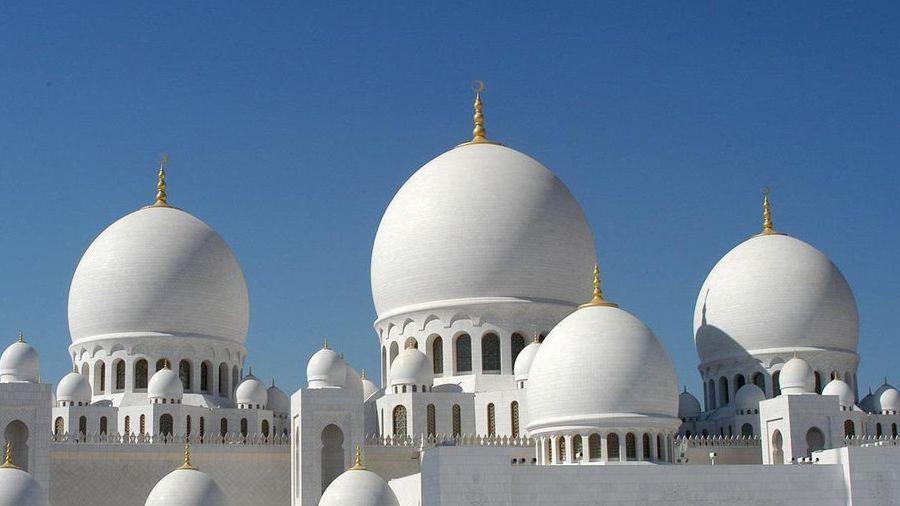 Vẻ đẹp của nhà thờ Hồi giáo có thể đón 40.000 tín đồ