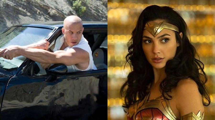 'Fast & Furious 9', 'Wonder Woman 1984' và các bom tấn ra rạp năm 2020