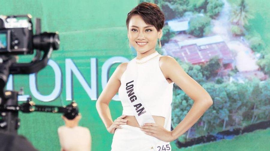 Nhan sắc, thần thái của top 45 Hoa hậu Hoàn vũ Việt Nam