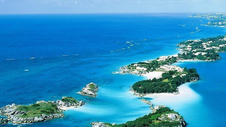 Vẻ đẹp được ví như thiên đường của tam giác quỷ Bermuda
