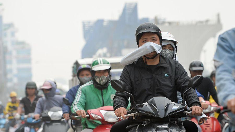 Tổng cục Môi trường: Hà Nội đang vào giai đoạn không khí xấu nhất năm