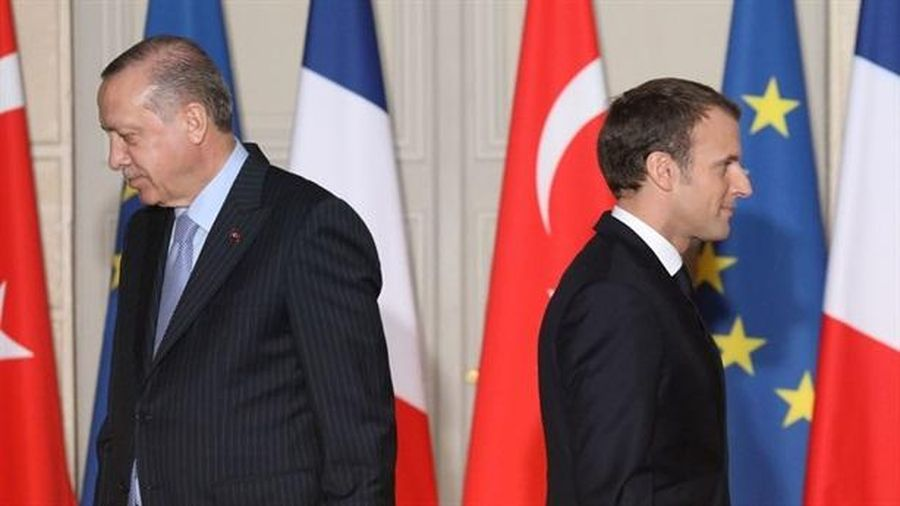 Bất đồng NATO chết não: Ông Erdogan đáp lời ông Macron