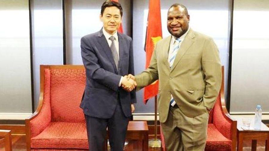 Papua New Guinea và sức ép trả nợ Trung Quốc