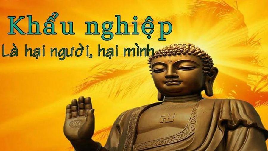 Phật dạy: Trên đời có 7 tầng khẩu nghiệp và 3 cách khắc chế