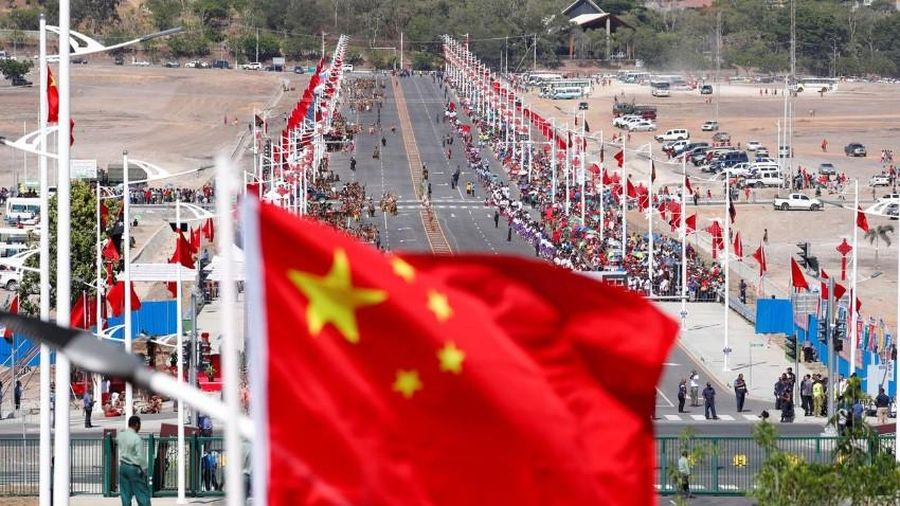 Sri Lanka muốn đòi lại cảng cho Trung Quốc thuê