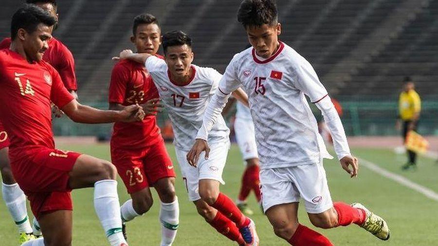 U22 Việt Nam phải tập trung binh lực cho trận gặp Indonesia