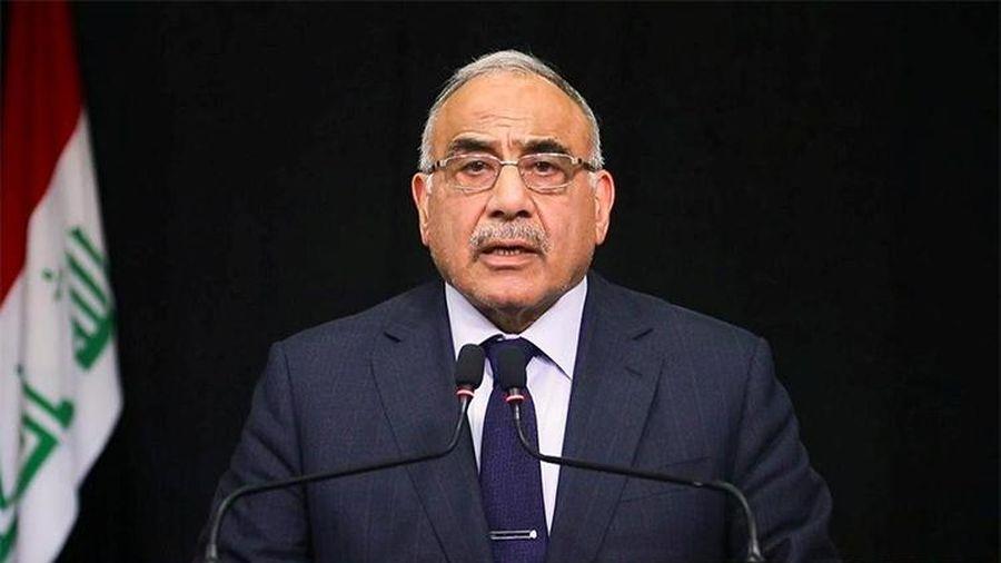 Thủ tướng Iraq tuyên bố từ chức