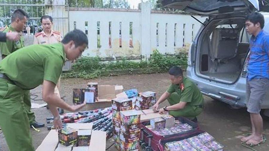 Ngăn chặn buôn lậu, vận chuyển trái phép pháo nổ: Đồng bộ các biện pháp