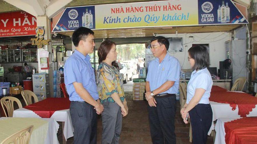 Nợ đọng thuế tại Nghệ An gần 1.500 tỷ đồng