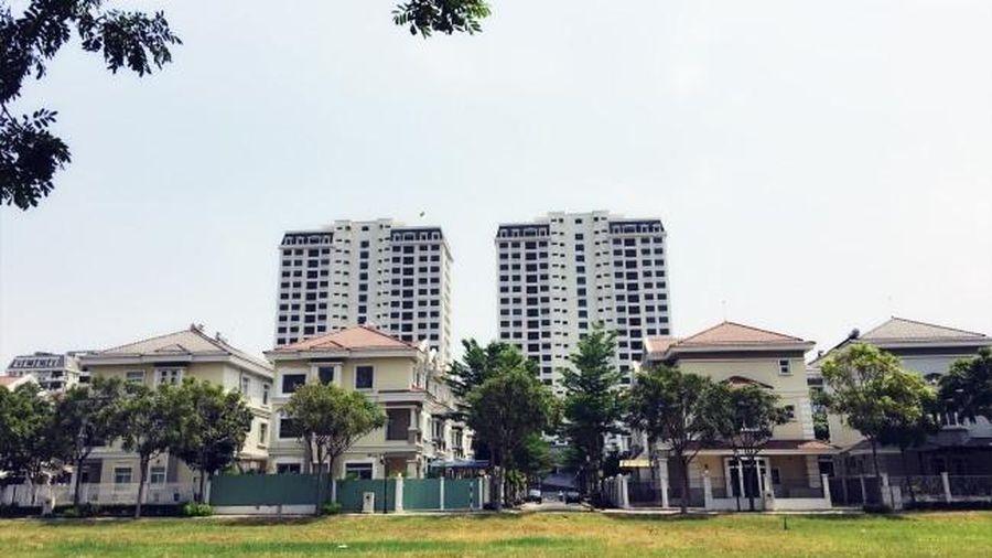 Giá nhà ở TP.HCM tăng nhanh gấp 2 lần Hà Nội