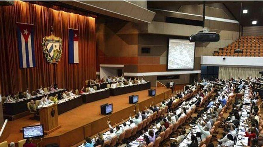 Quốc hội Cuba phản đối nghị quyết của Nghị viện châu Âu