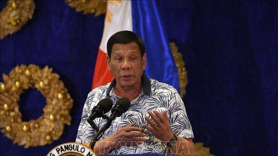 Tổng thống Philippines xin lỗi vì công tác tổ chức SEA Games 30 thiếu chu đáo