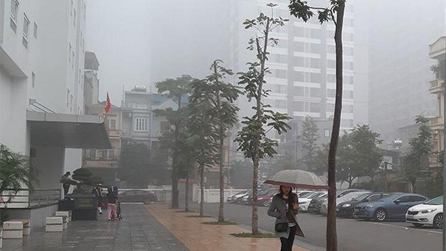 Thời tiết ngày 30/11: Không khí lạnh gây mưa to ở Trung Bộ