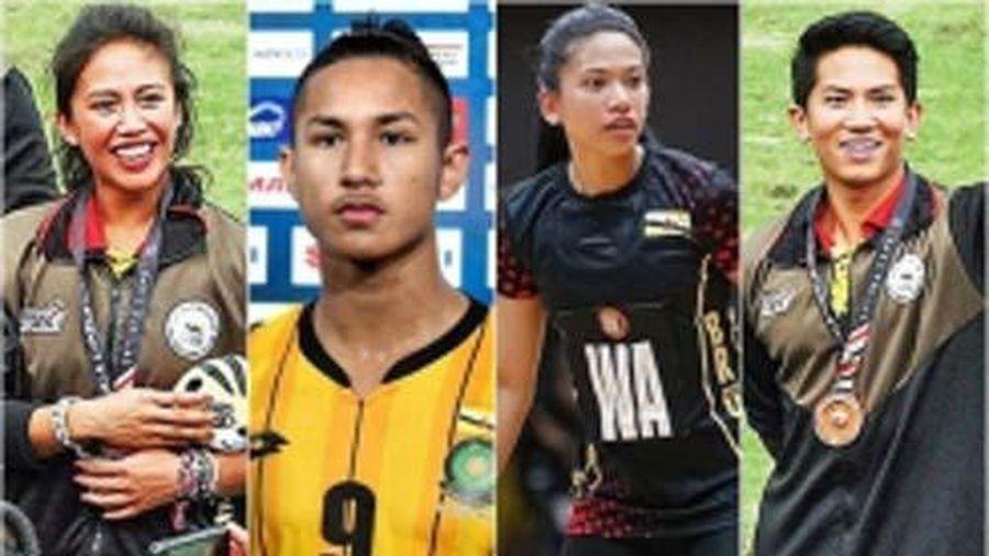 Quốc vương Brunei có những con cháu nào ở SEA Games 30?