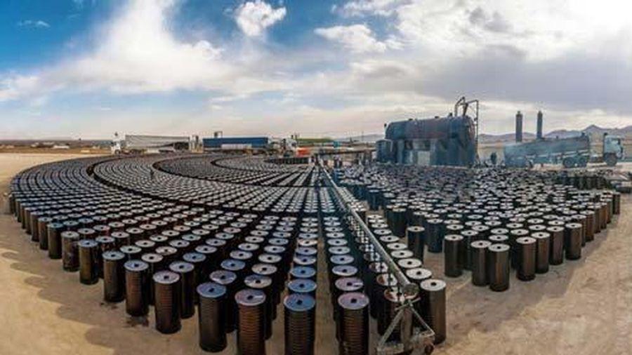 Giá xăng, dầu (30/11): Cuối tuần giảm nhẹ