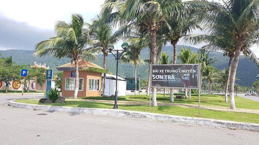 Cấm xe tay ga, khách thăm Sơn Trà không hứng thú đi xe trung chuyển