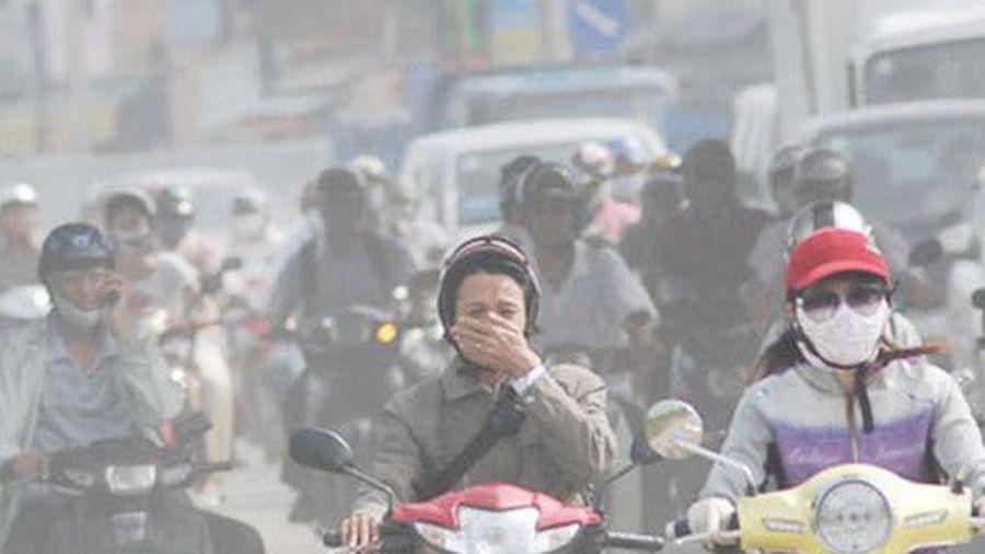Tìm giải pháp ứng phó với ô nhiễm môi trường giao thông