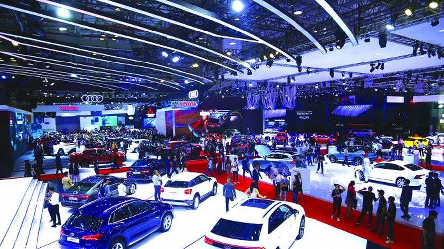 Vietnam Motor Show 2019: Khẳng định sự 'trỗi dậy' của thị trường ô tô