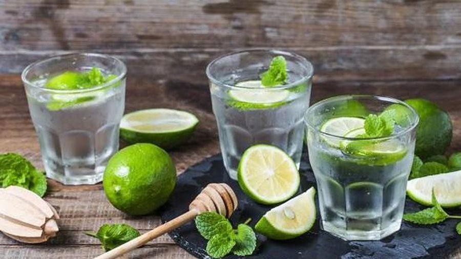 5 'tác dụng phụ' khi uống nước chanh
