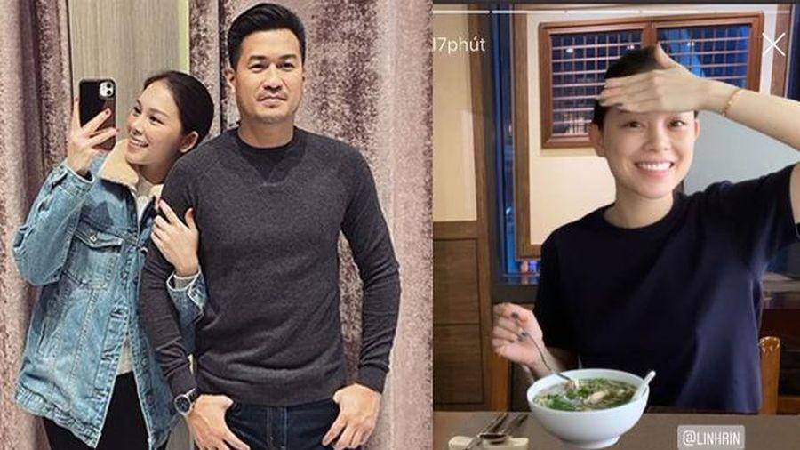Khoe ảnh mặt mộc của bạn gái Linh Rin, thiếu gia Phillip Nguyễn khiến dân tình 'cười ngất' vì sự thật phía sau
