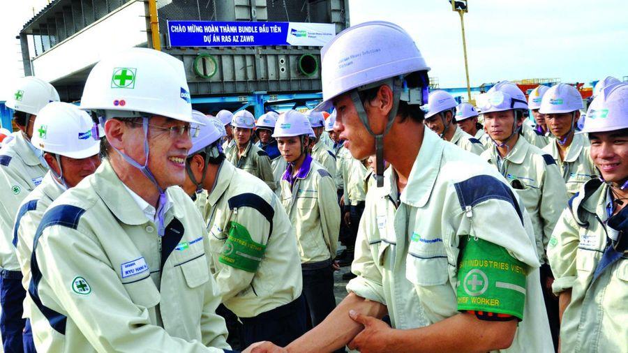 Tăng cường quản lý lao động nước ngoài làm việc tại Việt Nam
